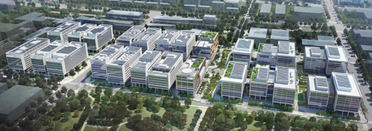 LG Group Set to Build Large-scale Science Park in Seoul's Magok