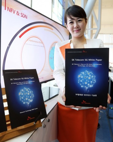 SK Telecom Publishes White Paper on 5G Technology