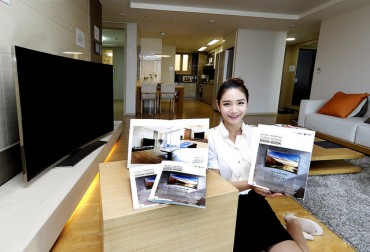 Samsung Releases Photobook of Curved TVs in Real Living Rooms