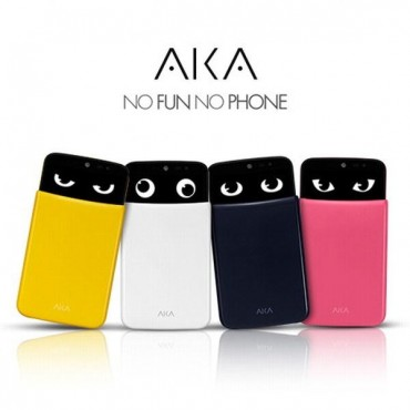 New AKA Smartphone Manufactured by LG to Represent You