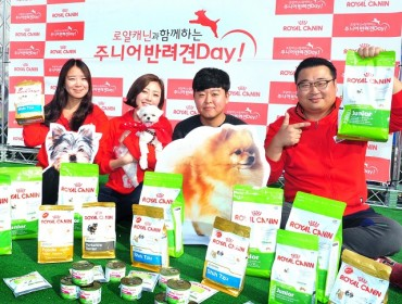 Royal Canin Stages a Unique Event to Form Good Eating Habits for Puppies