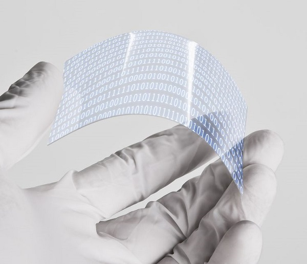 Graphene is pure carbon in the form of a very thin, nearly transparent sheet, one atom thick, with excellent mechanical, electrical properties, 100 times better conductivity than copper and 200 times higher elasticity than steel. (image: Kobizmedia/Korea Bizwire)