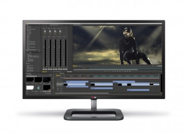 Introducing LG's Digital Cinema 4K Monitor, the Ultimate Display Solution