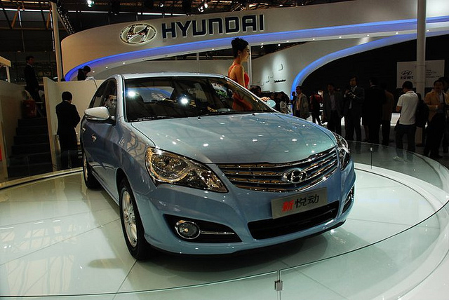 Hyundai-Kia Hits 9 Million Sales Mark in China