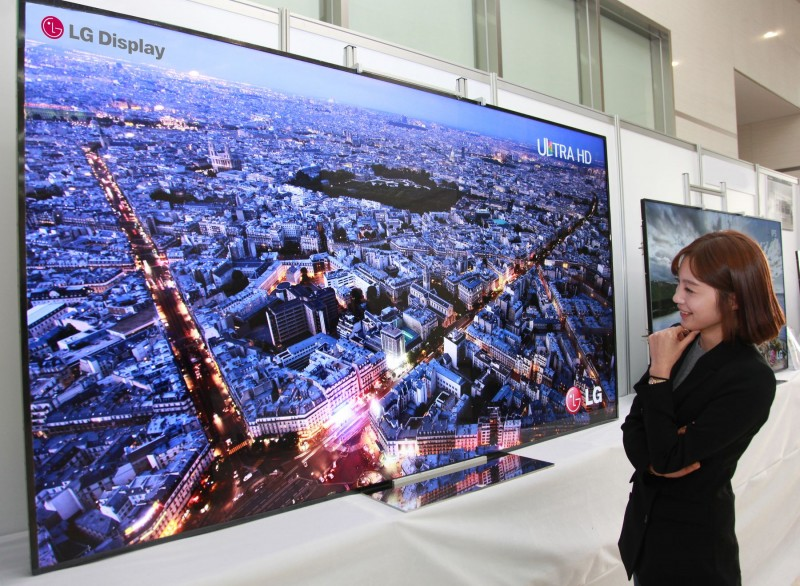 LG Electronics Rolls Out 98-Inch UHD TV in Domestic Market
