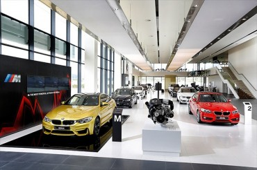 BMW Invests 20 Billion Won to Build Its Fifth Global R&D Center in Incheon