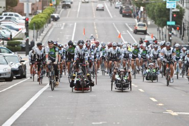 More Than 100 Cyclists to Ride 620 Miles Down California Coast in Mazda Foundation Million Dollar Challenge
