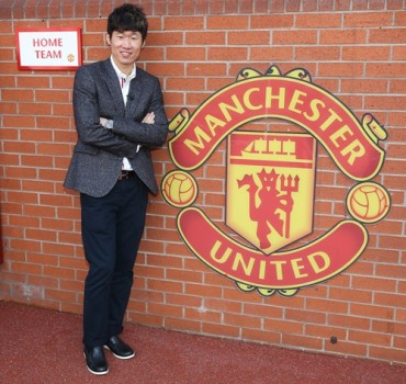 Ji-Sung Park Returns to Old Trafford