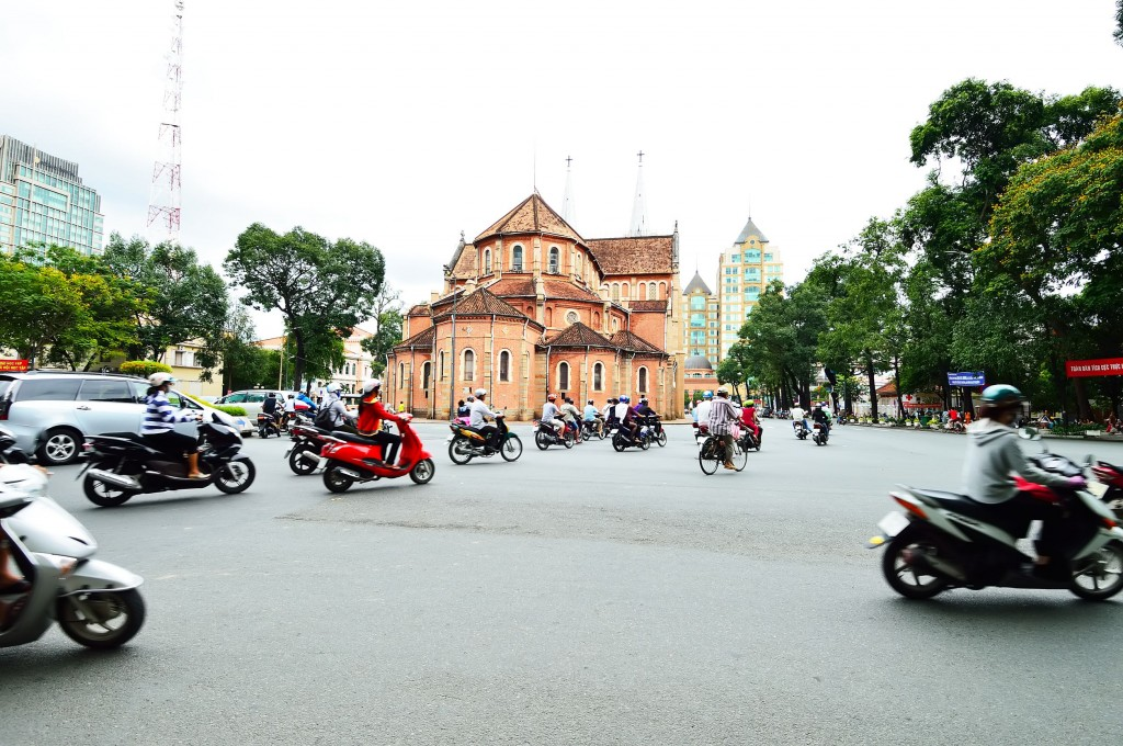 Ho Chi Minh City (image credit: Kobizmedia/Korea Bizwire)