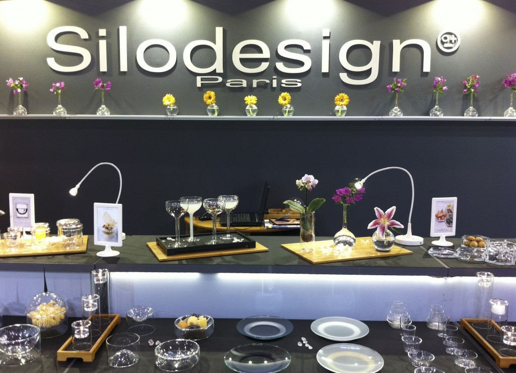 """Silodesign in the """"Maison & Objet"""" Fair (Wikimedia Commons)"""