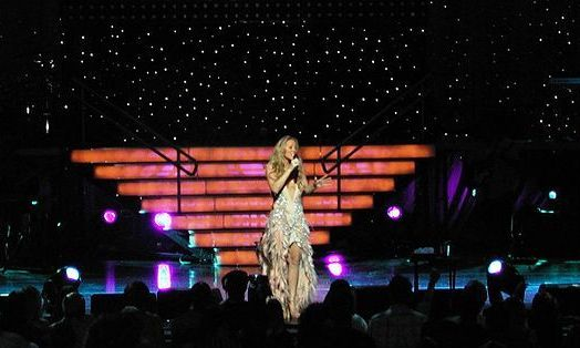 Korean fans were outraged by ill-mannered Mariah Carey Seoul concert. (image: Wikipedia)