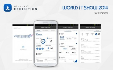 "SK Telecom to Showcase ""Wizturn Exhibition"" Technology at Busan's World IT Show 2014"
