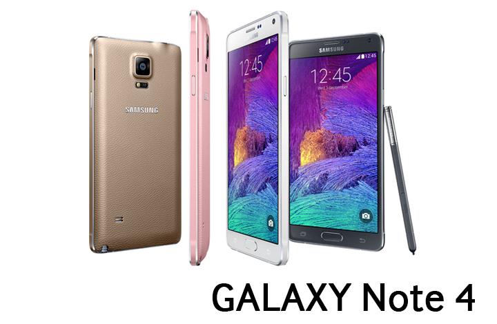 Samsung GALAXY Note 4 Powered by ANADIGICS ProEficient-Plus(TM) Solution