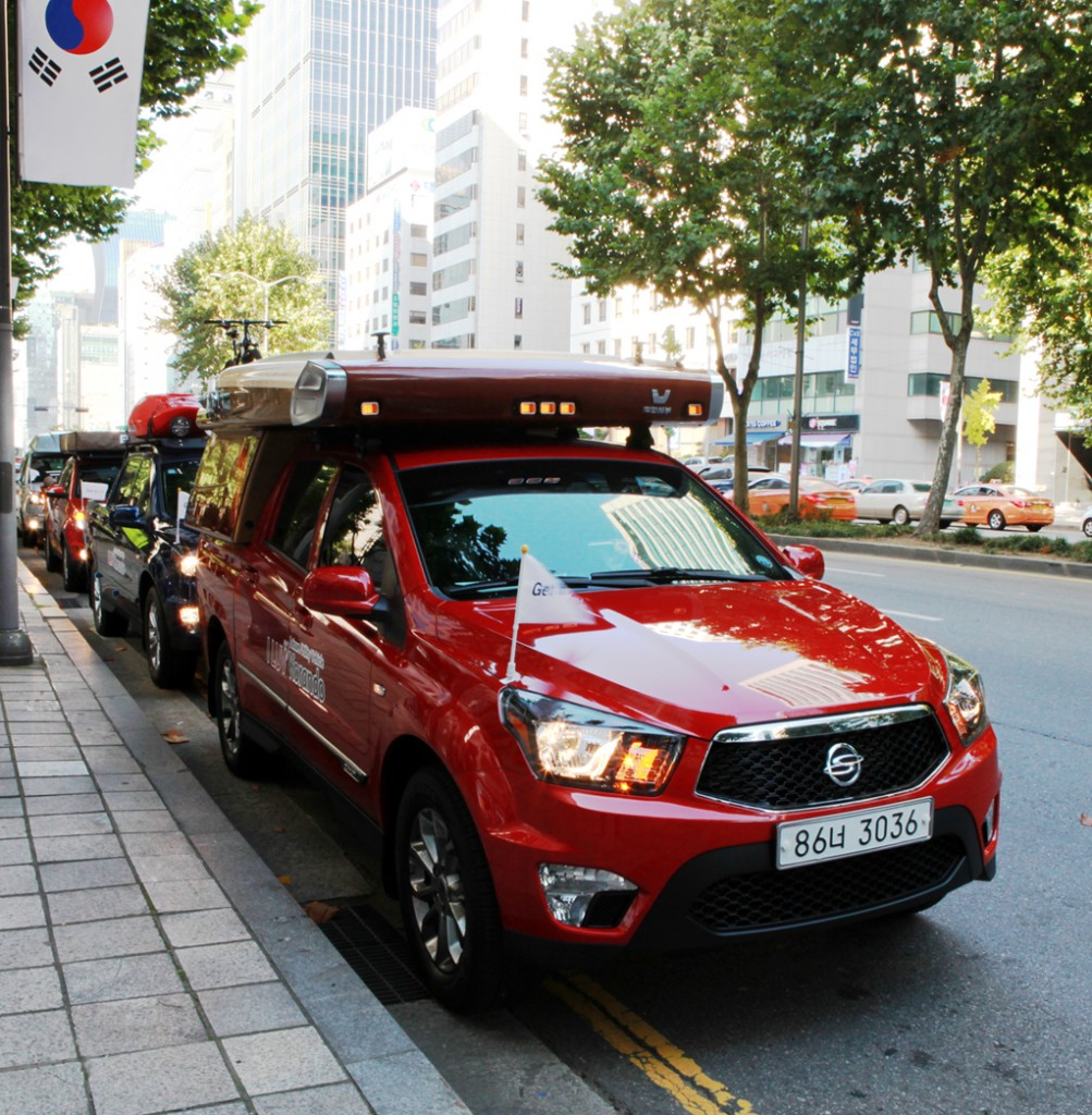 SsangYong Motor will hold a roadshow 2