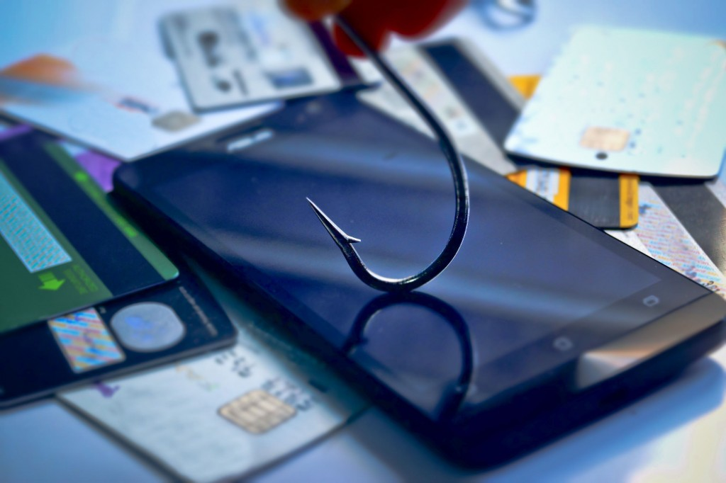 Mobile phishing or SMS phishing, also known as Smishing cases are on the rise at a faster clip. (image: Korea Bizwire)
