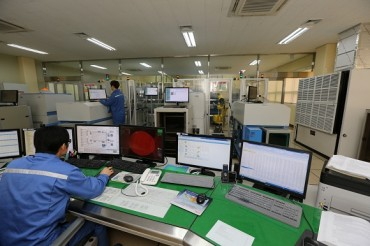 POSCO's Chemistry Test Labs Earn Recognition from Int'l Certification Agency