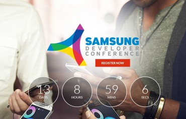 Samsung Electronics to Hold 2014 Developer Conference Exploring New IT Platforms