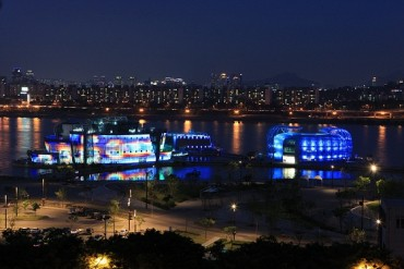 Rebranded Seoul's Floating Islands on Han River to Reopen