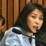 Congresswoman Shin Eui-jin at a parliamentary audit on MCST