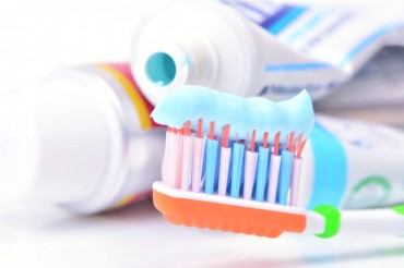 Korean Children Have Been Using Toothpaste with Many Parabens