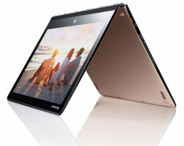 Lenovo Launches Yoga 3 Pro, Convertible Ultra Slim Convertible PC