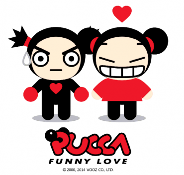 Popular Character Pucca to Let Seoulites and Tourists Know Public Information