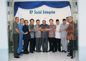 POSCO Sets up Social Enterprise in Cilegon, Indonesia