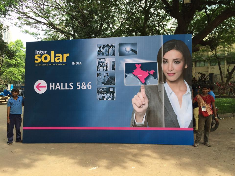 GT Advanced Technologies announced that it will present its innovative Merlin solar module interconnect technology at the Intersolar India show in collaboration with Waaree Energies Limited India. (image: Intersolar India Organizing Committee)