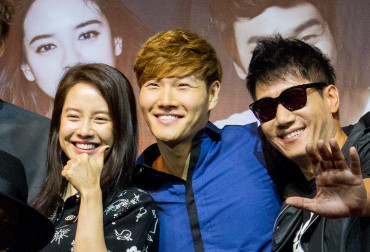 "Kim Jong-kook of ""Running Man"" Ranked No. 2 on Baidu Most Searched Keywords List"