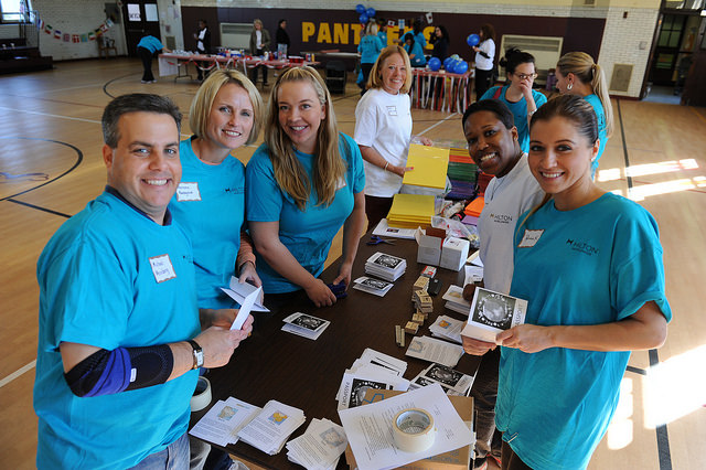 Hilton Worldwide's 2014 Global Week of Service Takes Place in 86 Countries