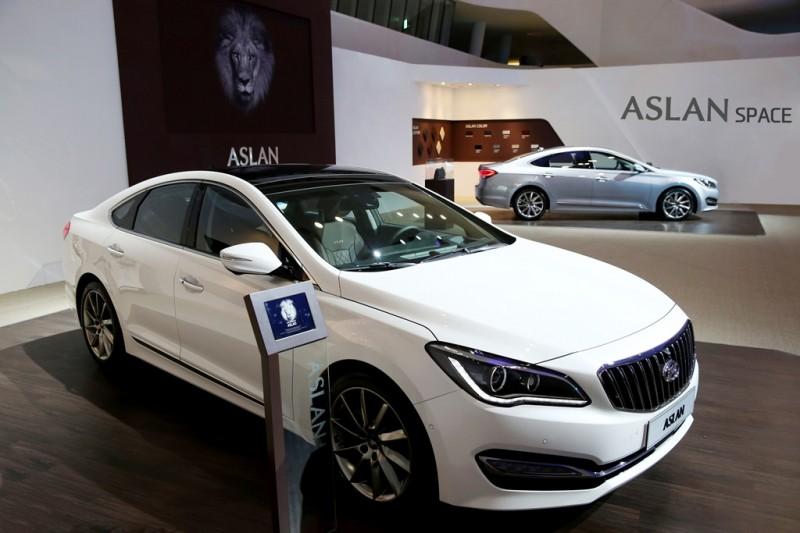 "Hyundai Motor Opens ""Aslan Space"" in DDP"