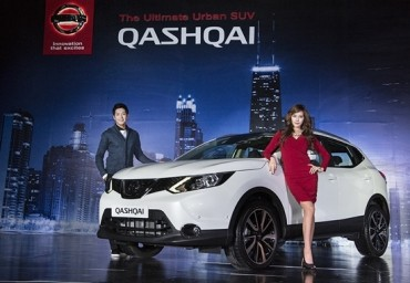 "Nissan's First SUV ""Qashqai"" Lands in Korea"