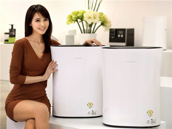 Coway Launches Self-sterilization Air Cleaner