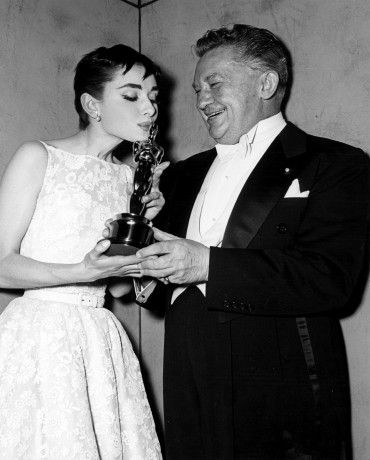 Audrey Hepburn's Oscar Trophy to Come to Korea for Exhibition