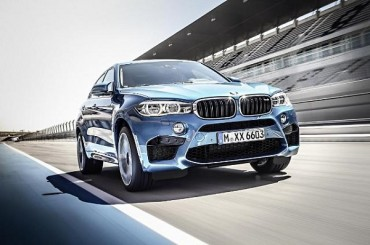 BMW Unveils the New X6 in Korea