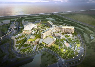 Korea's First Casino Resort Complex Broken Ground