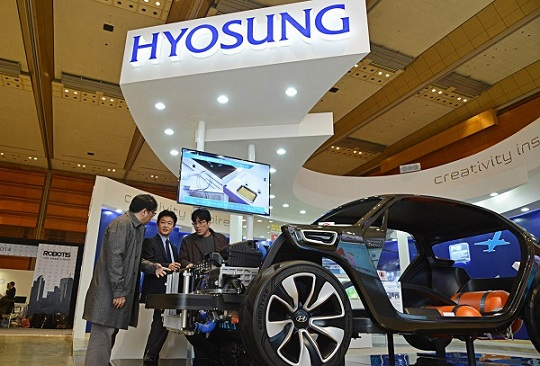Hyosung Opens Renaissance in Carbon Fiber Sector