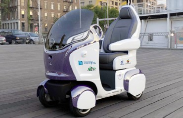 Korean R&D Organization Develops Driverless Vehicle