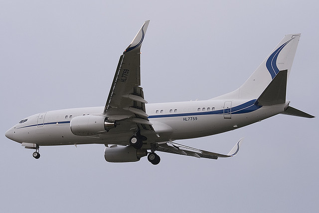 Hanhwa's acquisition of Samsung Techwin made industry watchers curious about the disposal of the Samsung Group business jets, as the defense industry company has been operating South Korea's largest business group's jets and helicopters. (image: Bulent KAVAKKORU/flickr)