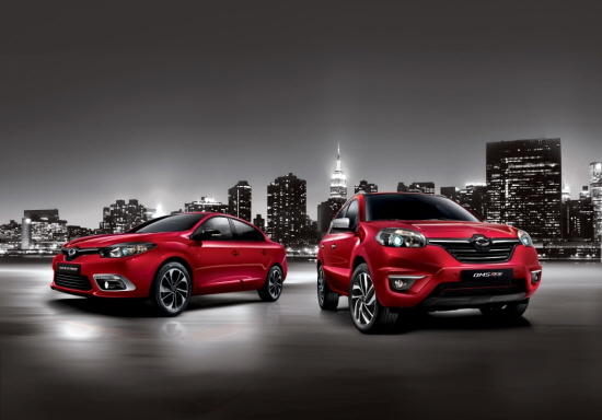 Renault Samsung Introduces QM5 and SM3 Neo Special Editions