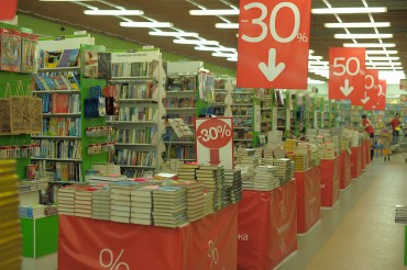 New Gov't Scheme to Regulate Book Prices May Have Unintended Consequences