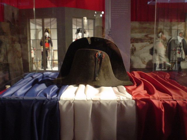 Napoleon's Two-cornered Hat Sold to Korean Businessman