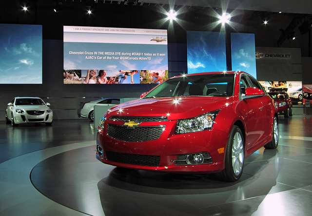 According to the decision, the mileage of Chevrolet Cruze 1.8-liter model is lowered from 12.4 kilometers per liter (kmpl) to 11.3 kmpl. Its hatchback model is downgraded from 12.4 kmpl to 11.1 kmpl. (image: atzerok/flickr)