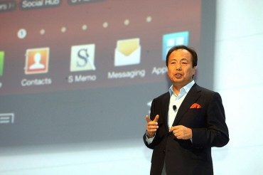 Samsung IT & Mobile Prez Shin Takes Home Highest Pay in 9 Months of 2014