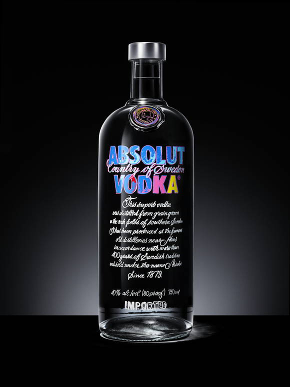 Andy Warhol Edition (image: Pernod Ricard Korea)