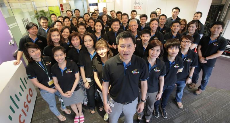 Cisco Celebrates 20 Years of Connecting Thailand and Digitizing the Economy
