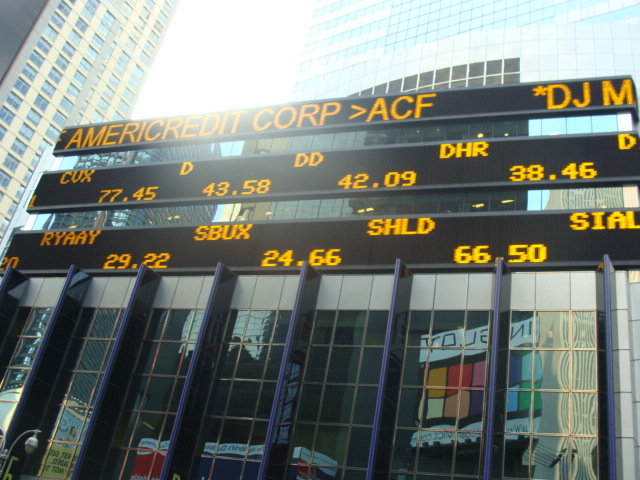 Nasdaq announced that FlexShares(R) Exchange Traded Funds will list a new exchange-traded fund, FlexShares Credit-Scored US Corporate Bond Index Fund on The Nasdaq Stock Market. (image: Insider Monkey / flickr)