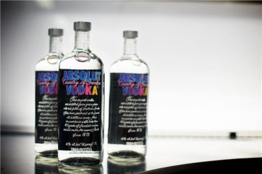 Absolut Launches Andy Warhol Limited Edition