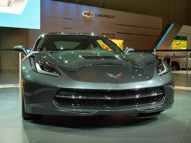 CIAS 2013 - 2014 Chevrolet Corvette (credit: Michael Gil/flickr)