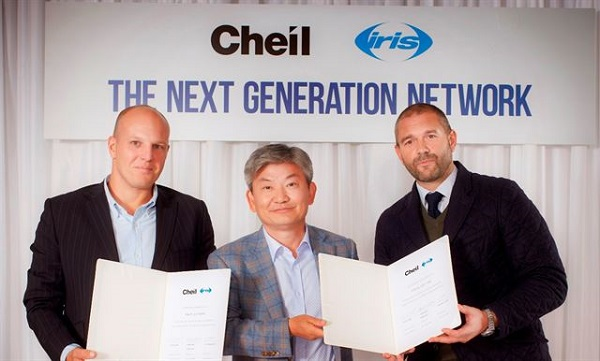 Cheil Worldwide signed an agreement to purchase a 65 percent stake in Iris Worldwide, for a £25.0 million, or about 43.5 billion won investment. (image: Cheil Worldwide)
